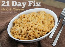 21 day fix friendly macaroni and cheese
