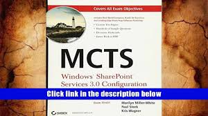 free download mcts windows sharepoint services 3 0 configuration