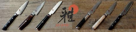 marque de couteaux de cuisine couteau de cuisine japonais zwilling miyabi