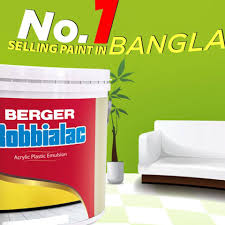 have one of the best selling paints in berger paints