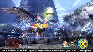 amazon com ys viii lacrimosa of dana playstation 4 video games