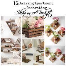 15 amazing apartment decorating ideas on a budget wartaku net