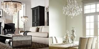 Swarovski Home Decor Chandelier For Dining Room With Crystals Design Decor Amazing