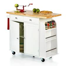 shop kitchen islands rolling kitchen island with spice rack christmas tree shops andthat