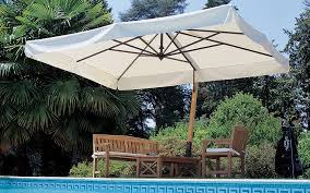 Big Patio Umbrellas by Modern Outdoor Patio Furniture Large Commercial Offset Patio