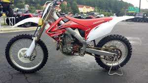 2010 crf450 motorcycles for sale