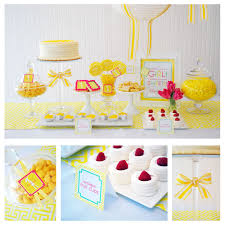 mod baby shower 12 diy things to make for your unborn yellow baby showers