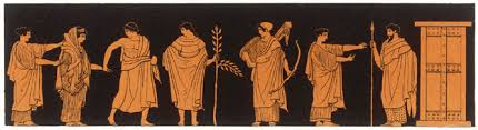 How To Read Greek Vases Bbc Primary History Ancient Greeks Growing Up In Greece