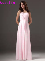 pink country bridesmaid dresses promotion shop for promotional