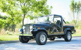 jeep scrambler 1982 1982 jeep cj 8 scrambler it took a while but gladstone man finds