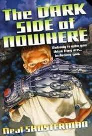 thanksgiving welcome nowhere the dark side of nowhere by neal shusterman scholastic