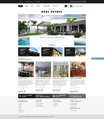 real estate agency responsive shopify theme 50794