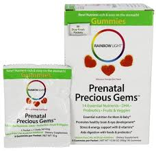 Rainbow Light Vitamins Buy Rainbow Light Prenatal Precious Gems Multivitamin Delicious