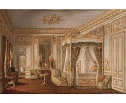 chambre de reine vue de la chambre à coucher de l impératrice eugénie au château de
