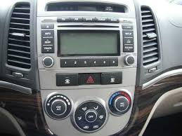 hyundai santa fe canada used 2012 hyundai santa fe electrical radio audio canada market a