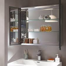 fresca medio white small wall mount bathroom vanity with medicine