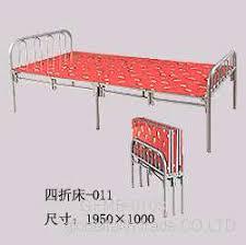 Portable Folding Bed Bed Bunk Metal Bunk Metal Bunk Folding Bed Portable Bed From China