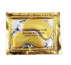 Jual Masker Mata Collagen Di Surabaya jual collagen gold powder eye mask masker mata