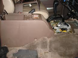 lexus lx450 cup holder lx450 center console removal ih8mud forum