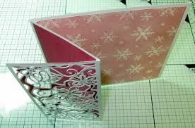 signature collection traditional christmas card tutorial