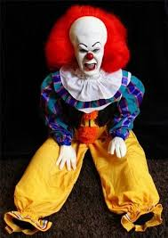 Scary Clown Halloween Costumes 3166 Clowns Images Clowns Stephen Kings