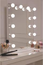Makeup Lighted Mirror Makeup Vanity Makeup Vanitye Top Lighted Mirrors Toptable