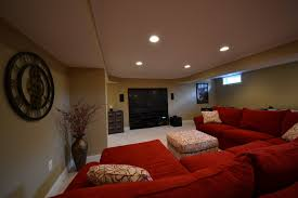 astonishing big comfy couch decorating ideas for basement