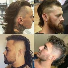 modern day mullet hairstyles mullet haircut men s hairstyles haircuts 2018