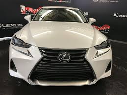 2017 lexus isf white new 2017 lexus is 300 4dr sdn awd 4 door car in edmonton ab l12446