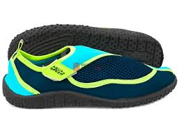 Modre by Boty Do Vody Aqua Speed 26b Dětské Modré