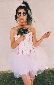 Dead Bride Halloween Costumes 25 Halloween Bride Costumes Ideas Corpse