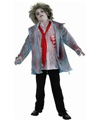Zombie Halloween Costumes Boys Zombie Punk Kids Halloween Costume Boys Costumes
