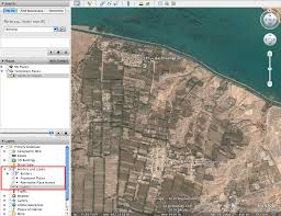 Find Map Coordinates Coordinates Acquisition With Google Earth