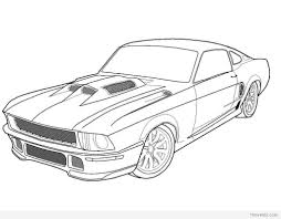 30 car coloring pages timykids