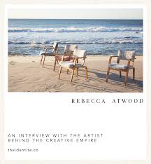 Atwoods Outdoor Furniture - the identité collectiverebecca atwood an identité insider