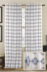 108 Inch Long Blackout Curtains by 46 Best Tile U0026 Lattice Pattern Images On Pinterest Curtains
