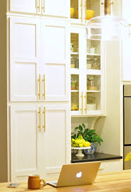 Cabinet Door Makeover A Pantry Makeover In Three Easy Steps