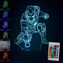 Iron Man Night Light Compare Prices On Man Night Light Online Shopping Buy Low Price