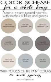 97 best home remodel color scheme images on pinterest colors