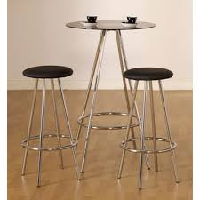 high table and bar stools stoolsonline bar kitchen counter and chrome breakfast bar stools