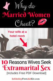 Seeking You Re Not Married Why Married 10 Reasons Seek Extramarital