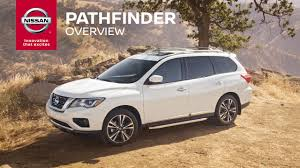 nissan pathfinder 2017 nissan pathfinder overview full length youtube