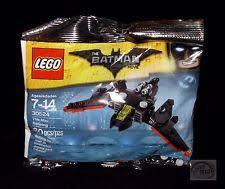 lego batman movie the mini batwing 30524 polybag quick build 80pcs