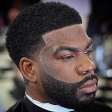 black men haircuts with beards short afro with beard black mens haircuts pinterest short