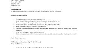 Truck Driver Resume Templates Free Oracle Ebs Resume Business And Instal And Springfield Resume Jobs