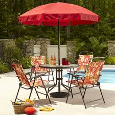 Outdoor Living Patio Furniture Folding Patio Table And Chairs Karimbilal Net
