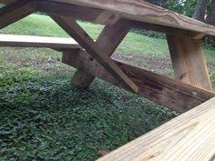 this old house picnic table nut qayyum studio diy project pinterest