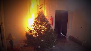 christmas tree fires simple tips to avoid potentially deadly