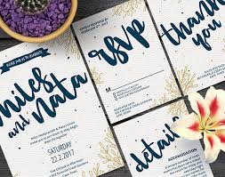 Marriage Invitation Sample 50 Stylish Wedding Invitation Templates