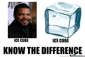 Ice Cube Meme - don盍t know if ice cube has balls or ice cube and if you kick